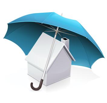 Maison et reflet banque de photo reflet de maison dans for Assurance maison pas cher